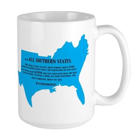 The South Large Mug