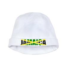 Jamaica baby hat