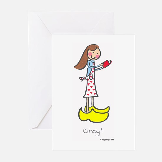 So Cindy! Greeting Cards (Pk of 10)