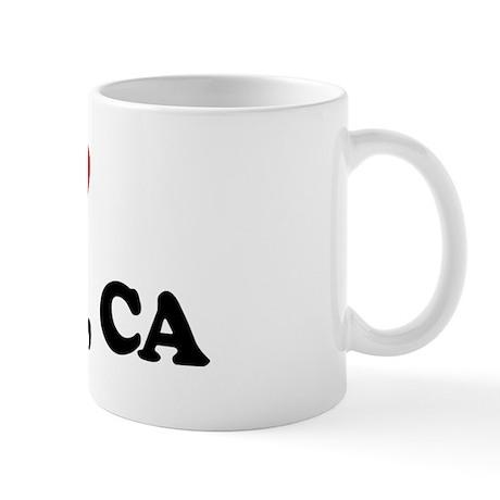 I Love CHICO Mug