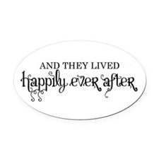 And they lived happily ever after black Oval Car M