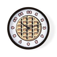 Waffle Clock