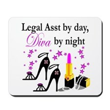 LEGAL ASSISTANT Mousepad