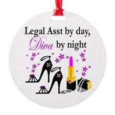 LEGAL ASSISTANT Ornament