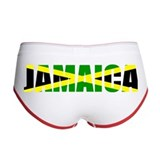 Jamaica Ladies Boy Shorts