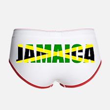 Jamaica Logo Women's Boy Brief