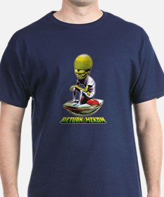 Retrurn of the Mekon - scifi vintage