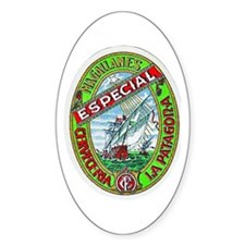 Chile Beer Label 4 Decal