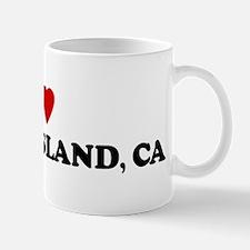 I Love BALBOA ISLAND Mug