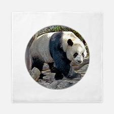 Panda Strut Queen Duvet