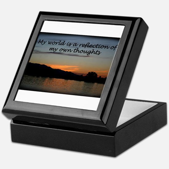 Modivation inspiration Keepsake Box