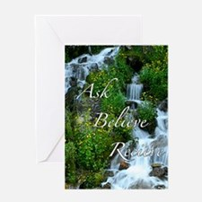 Positive affirmations Greeting Card