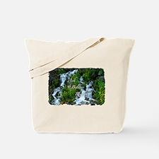 Positive affirmations Tote Bag
