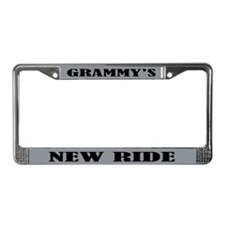 Grammys Ride License Plate Frame
