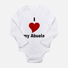 Love Abuela Body Suit