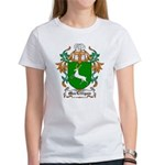 MacEttigan Coat of Arms Women's T-Shirt