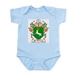 MacEttigan Coat of Arms Infant Creeper