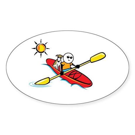 GreytPaddle Sticker