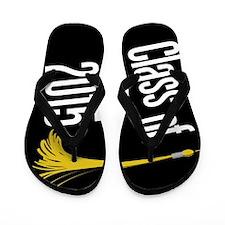 Graduation Class Of 2015 Flip Flops