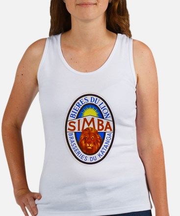 Congo Beer Label 4 Women's Tank Top