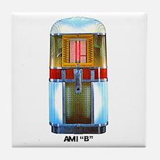 """AMI """"B"""" Tile Coaster"""