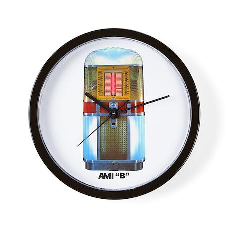 "AMI ""B"" Wall Clock"