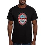 Croatian Fitted T-shirts (Dark)