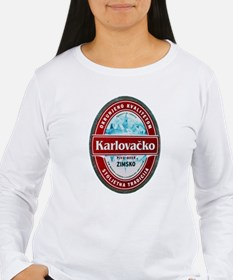Croatia Beer Label 1 T-Shirt