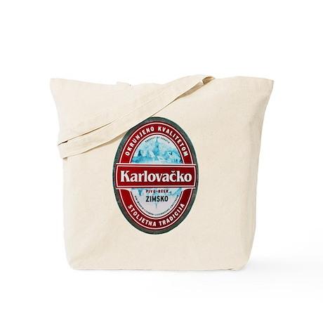 Croatia Beer Label 1 Tote Bag