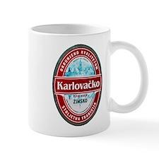Croatia Beer Label 1 Mug
