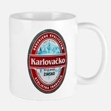 Croatia Beer Label 1 Mug