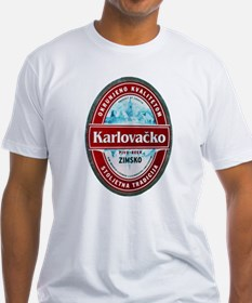 Croatia Beer Label 1 Shirt