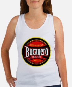 Cuba Beer Label 5 Women's Tank Top