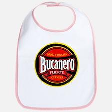 Cuba Beer Label 5 Bib