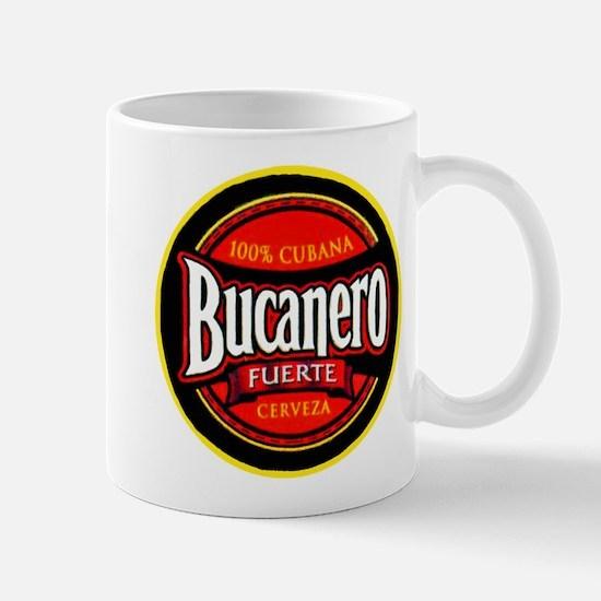 Cuba Beer Label 5 Mug