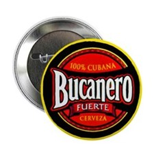 """Cuba Beer Label 5 2.25"""" Button (10 pack)"""