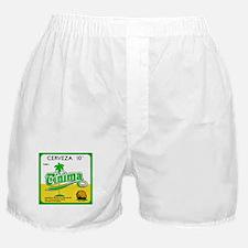 Cuba Beer Label 3 Boxer Shorts