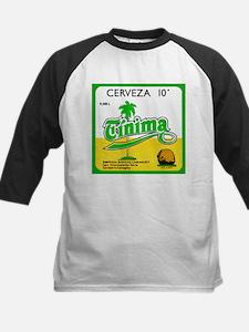 Cuba Beer Label 3 Tee