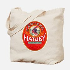 Cuba Beer Label 1 Tote Bag