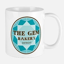 The Gem Bakery logo - color Mug
