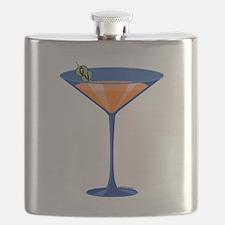 Gatottini Glass (c) Flask