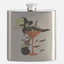 Halloween Martini.png Flask