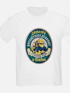 Czech Beer Label 10 T-Shirt