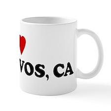 I Love LOS OLIVOS Small Mug