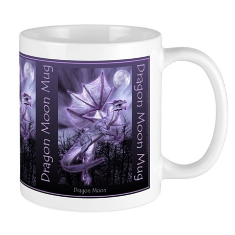 DRAGON MUG - Dragon Moon