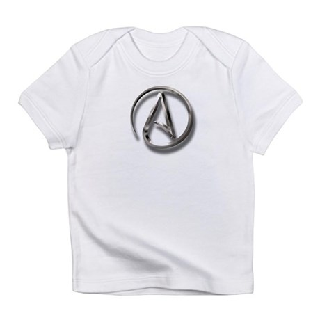 International Atheism Symbol Infant T-Shirt