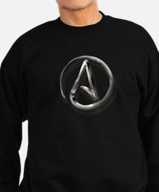International Atheism Symbol Sweatshirt