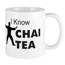 I know Chai Tea Mug