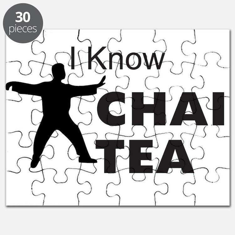 I know Chai Tea Puzzle
