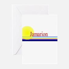 Jamarion Greeting Cards (Pk of 10)